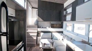Tiny house tour, LE SAKURA (French)
