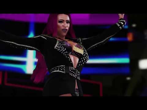 WWE 2K18 - Burn It Down Trailer