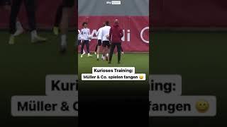 Konditionstraining? - Kinderspiel! 😉 | FC Bayern Training