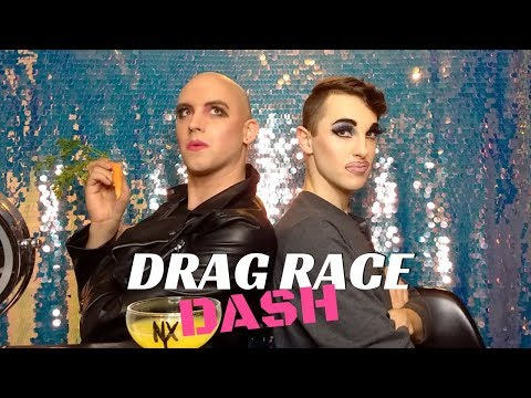 DRAG RACE DASH ft. NYX   AS4 E3 QUICK DRAG BATTLE