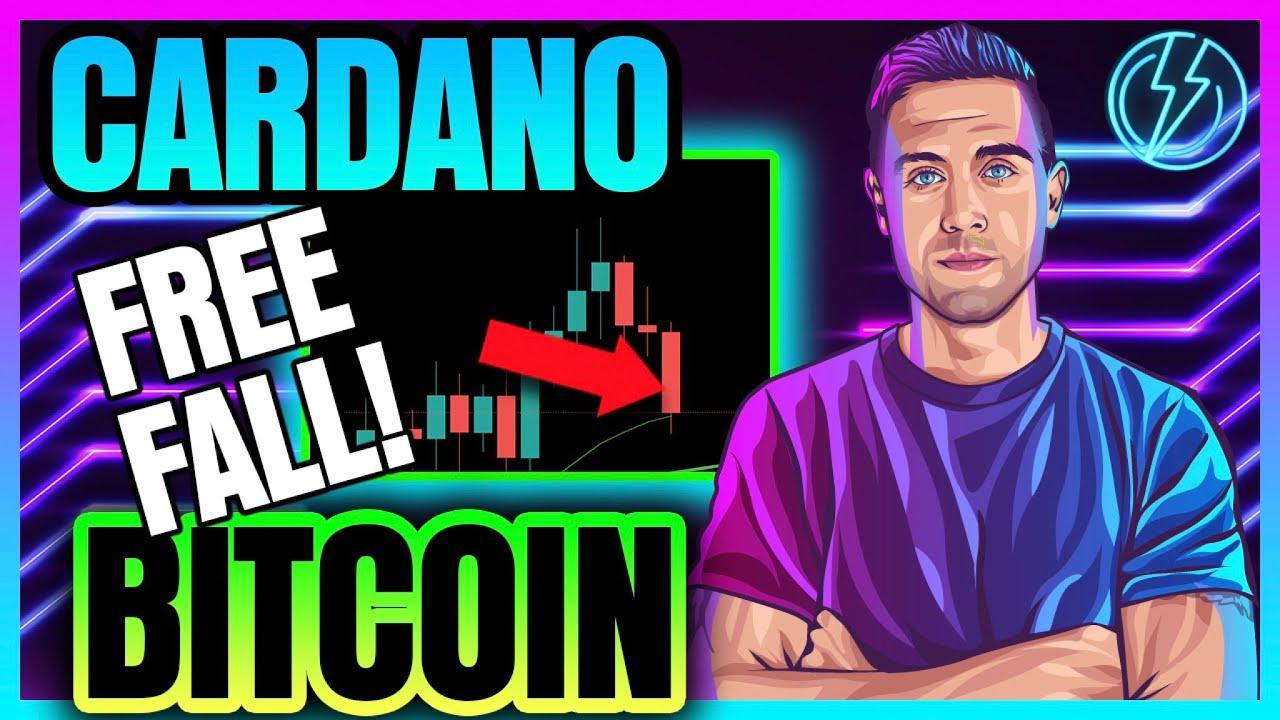 BITCOIN & CARDANO PRICE FREE FALL!