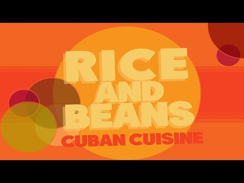 Rice and Beans: Cuban Cuisine