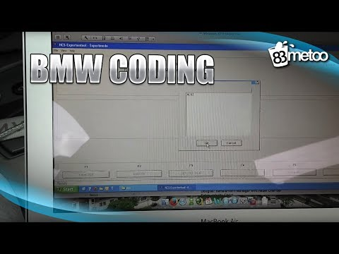 BMW Coding with NCS Expert