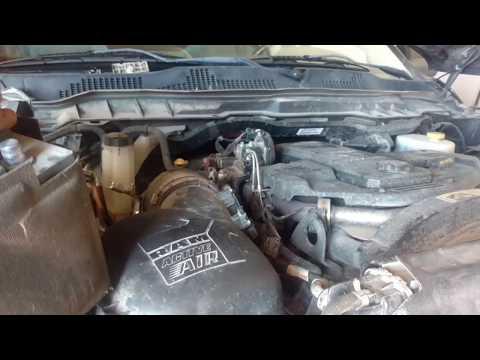 6.7 Cummins exhaust brake squeal
