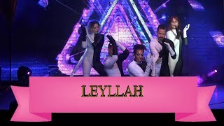 LEYLLAH DIVA BLACK 29-06-2019