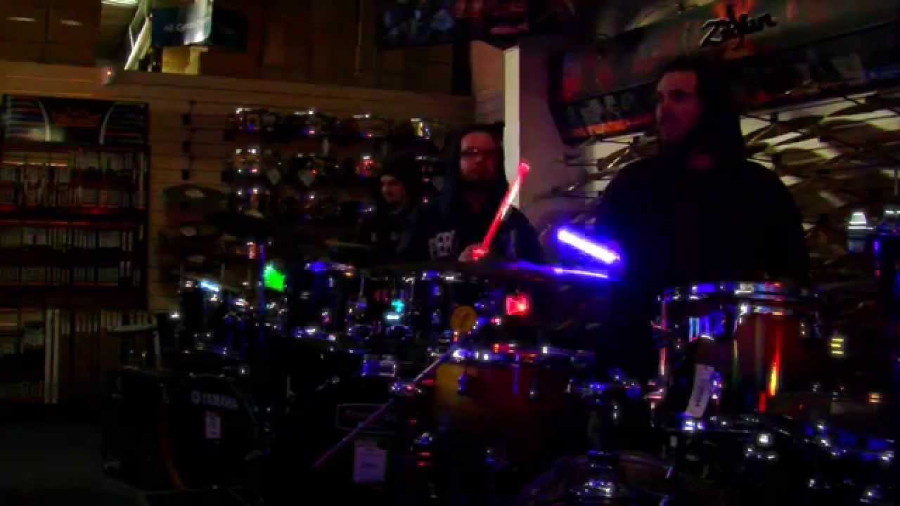 Firestix Light Up Drum Sticks Youtube