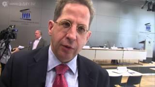 Verfassungsschutz-Präsident Dr. Hans-Georg Maaßen zur Massenüberwachung