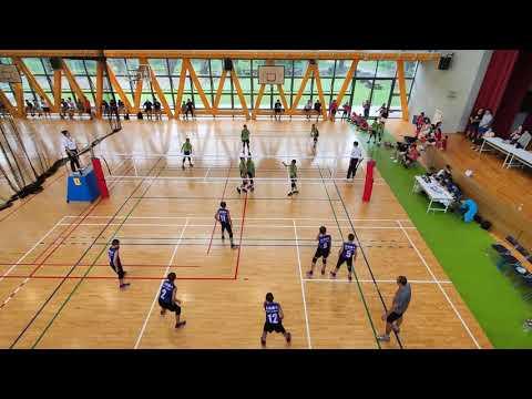 全國城市盃排球錦標賽 北辰VS莒光