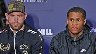 KSI vs. Logan Paul - FULL UNDERCARD FINAL PRESS CONFERENCE | Matchroom Boxing USA