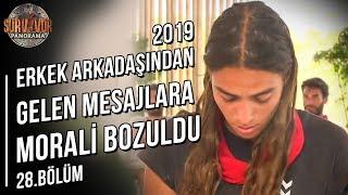 Melisa Ada Psikolojisiyle Gelen Mesajları Yanlış Mı Anladı | Survivor Panaroma | 28.Bölüm