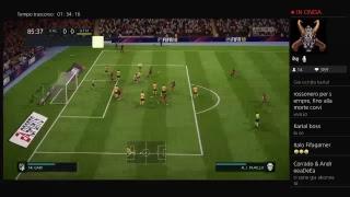 SCOMMESSA: COPPIA IN SFIDA SU FIFA18