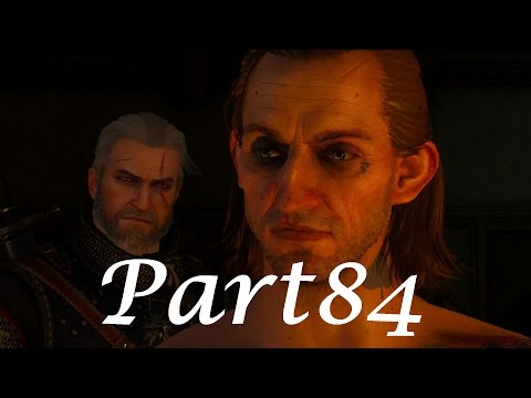 Witcher 3: Wild Hunt - Part 84 Get Junior & Ciri's Story: Visiting Junior (NO COMMENTARY)