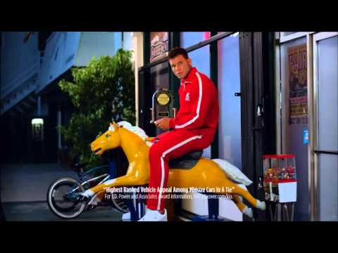 Blake Griffin New Dunk Game Commercial (HD) Kia Optima