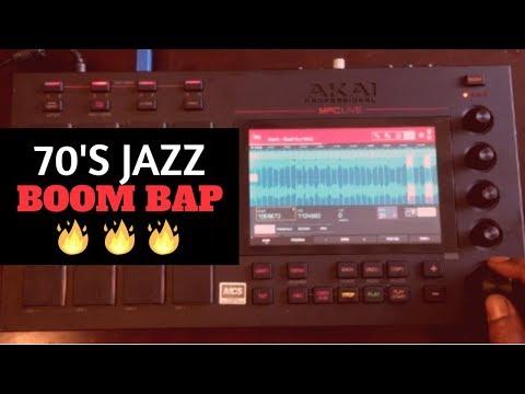 Turning 70's Jazz into Smooth Boom Bap Beats | George Benson | Chopping Block MPC Live