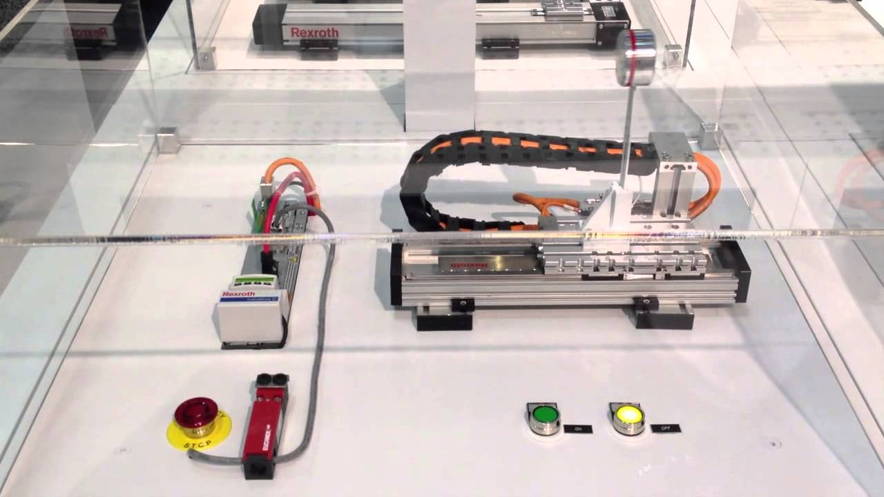 Vibration Damping Protects Fragile Products and Increases Productivity by  Bosch Rexroth