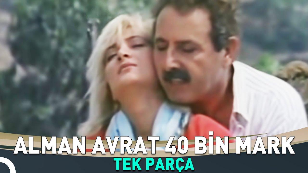 Alman Avrat 40 Bin Mark - Eski Türk Komedi Filmi Full İzle (Restorasyonlu)