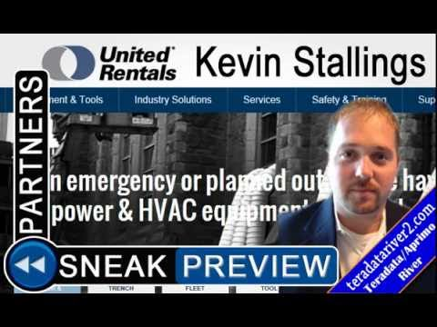 Sneak Preview Interview with Kevin Stallings [United Rentals]