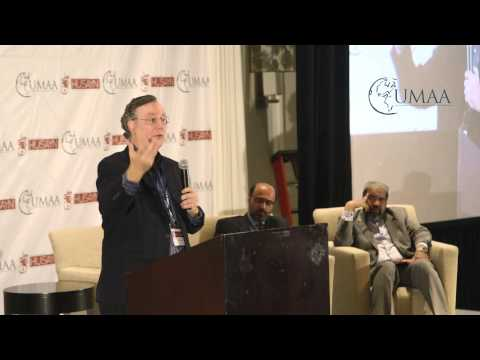 Dr. Juan Cole - UMAA's 13th Annual Convention - Iran, Yemen and ISIS