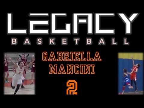 Gabriella Mancini: Mid Atlantic Legacy Spring 2016