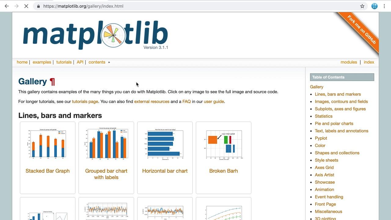 파이썬 Python으로 다양한 시각화 라이브러리 사용하기 - matplotlib, seaborn, pandas, ggplot,  plotnine, plot ly, Bokeh