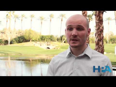 Richard Welsh on HPA Tech Retreat UK