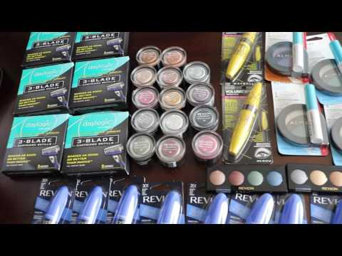 1/30/17 couponing haul riteaid....cheap...