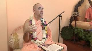 2009.06.25. SB 1.8.34 H.H. Bhaktividya Purna Swami - Riga, LATVIA