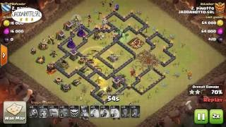 Pinotto th 9,5 vs Th 10 3 star GoWiVaBo earthquake low heroes 3 star - JADDAROTTO.SRL #24