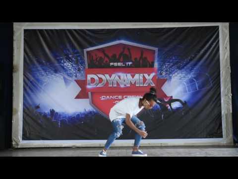 Lyrical dance  performance by Raj B - D' MALICE DANCE CREW - GOA | Feel it - 0.3 dance workshop