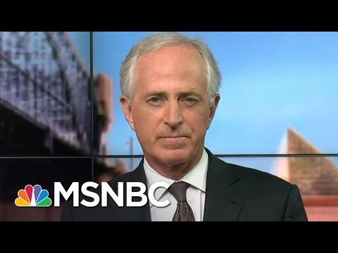 Bob Corker On Transition: Donald Trump Is