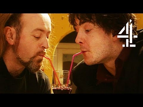 Drinking With Bernard & Manny | Black Books | Best Of Series 1