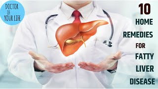 10 home remedies for fatty liver disease