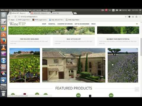 Magento Admin tutorial webappmate WINEVIP THREE BANNERS IMAGE CHANGE