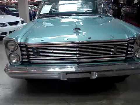 1965 FORD GALAXIE 500 LTD HARDTOP - SUPER CLEAN