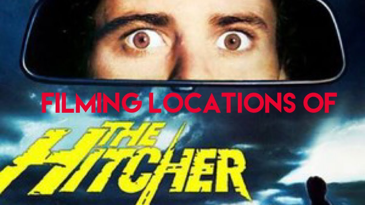 The Hitcher 1986 All Filming Locations Then and Now |Rutger Hauer, C. Thomas Howell Classic Thriller