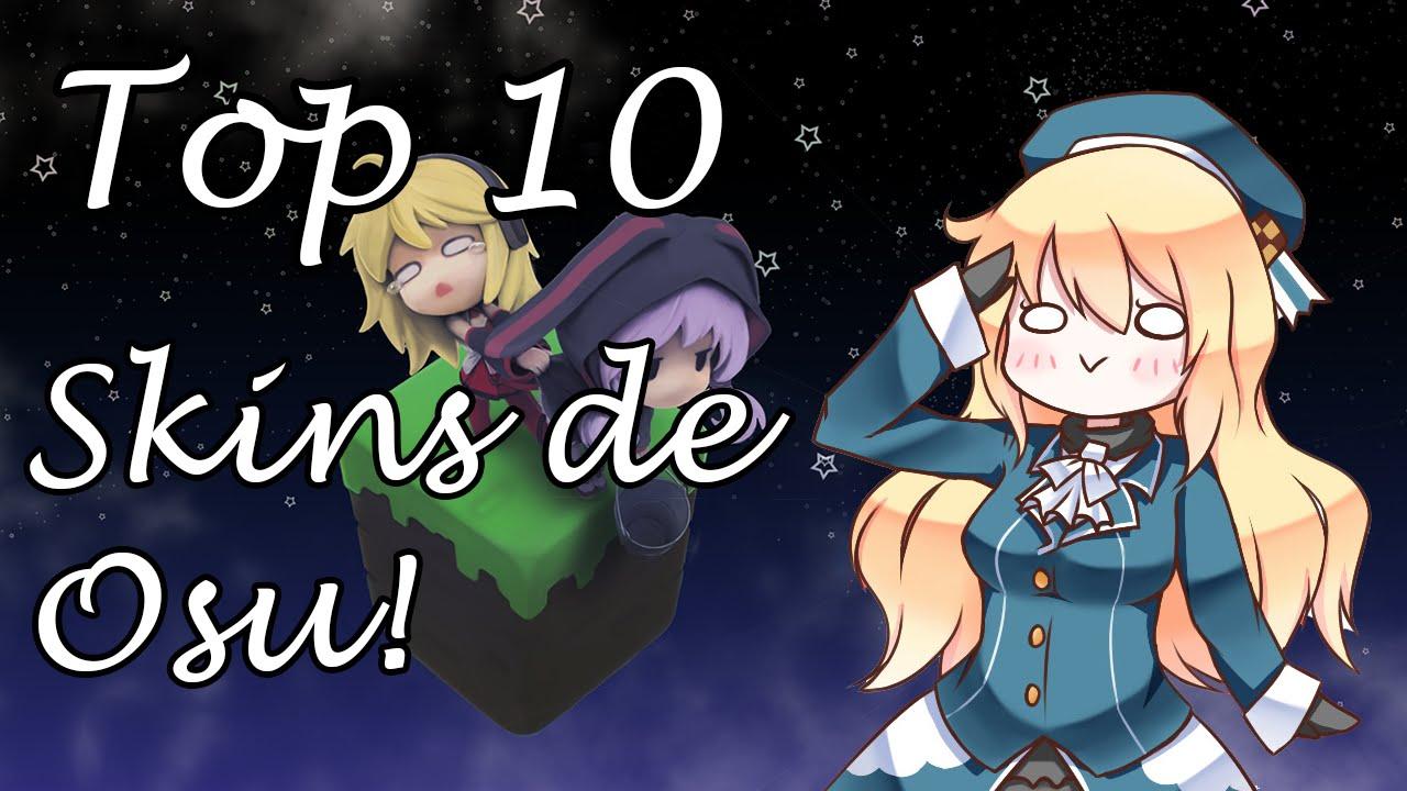 Top 10 Skins Hasta Ahora - YouTube
