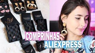 COMPRINHAS DO ALIEXPRESS| MUITOS ACESSÓRIOS| COLARES E BRICOS