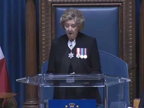 Order of Manitoba Speech from the Throne 11/21/2016