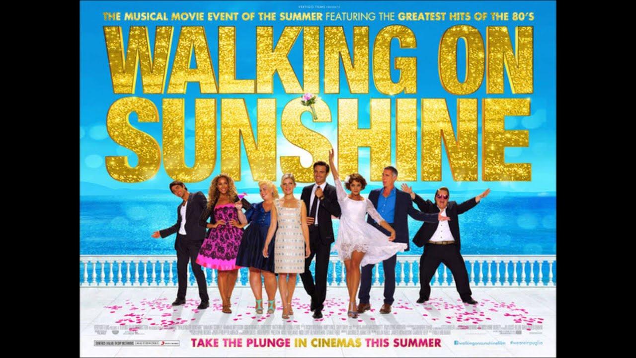 walking on sunshine holiday madonna cover youtube