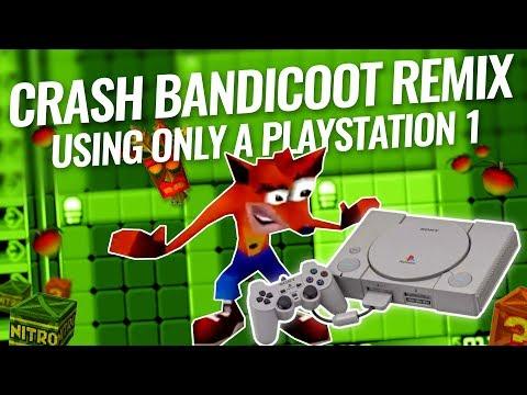Remixing The Crash Bandicoot Theme Using A PS1