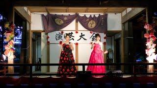 津嶌神社例大祭(菅谷神社) 埼玉県嵐山町.