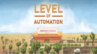 Level of Automation Android Gameplay (HD)