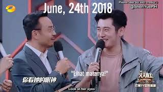 Dylan Wang Shen Yue Time Line Love Story Part 6 Love Confession