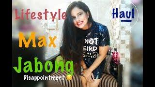 Max • Lifestyle • Jabong Sale Haul |TheLifeSheLoved| Sana K