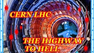 CERN LHC ~ The Dance Of Destruction ~ I PET GOAT II & SHIVA - This IS The Bottomless Pit !!!