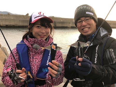 南あわじのライトゲーム(ルアルアチャンネル/2019年1月16日放送)