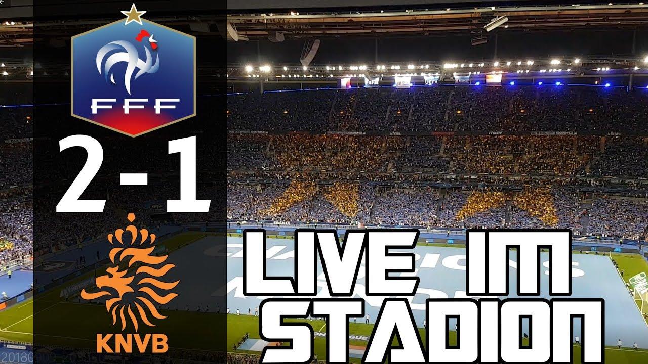 Nations League Frankreich Niederlande