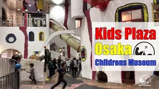 Kids Plaza Osaka 2018 | Indoor Play Place | Childrens Museum [4K]