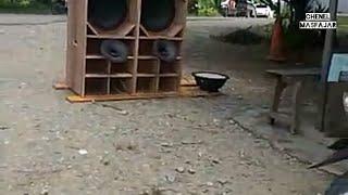 Cek Sound Bok Cbs dan Power Boom TEF SOCL
