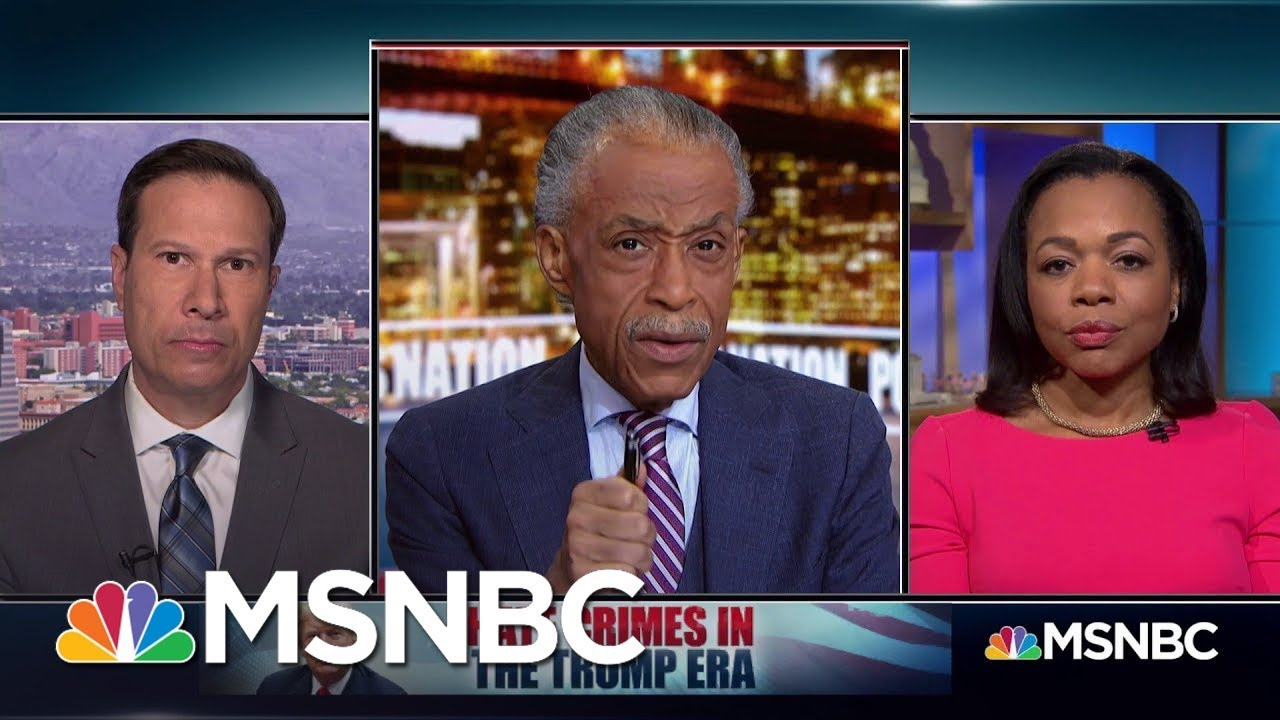Hate Crimes In The Trump Era | PoliticsNation | MSNBC